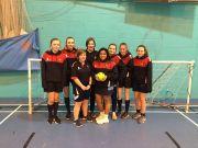 Girls-Handball